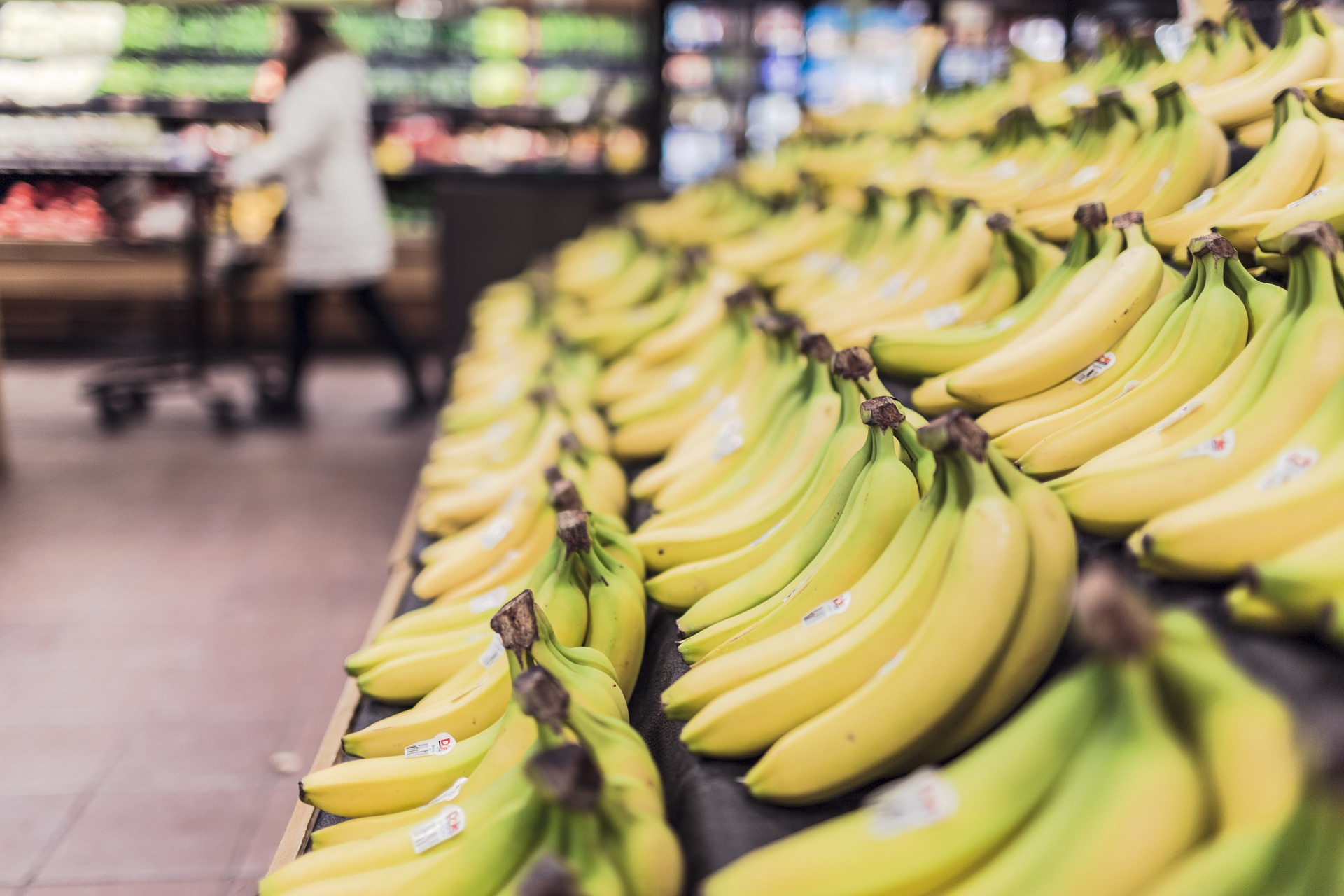 Far from a myth, bananas are super foods when it comes to muscle training.