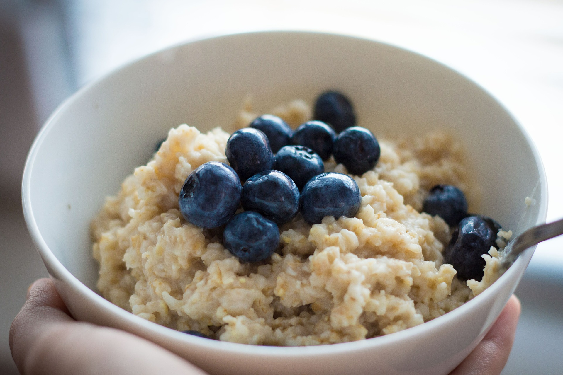 Oatmeal is great for boosts of energy and endurance during a race.